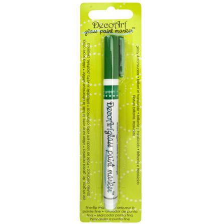 Glaspenna - Grön