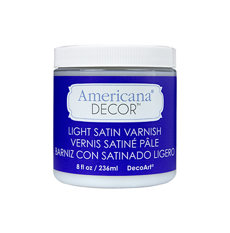 Lack - Light Satin Varnish