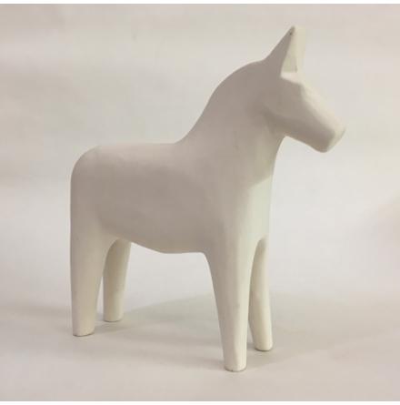 Keramikhäst - mellan