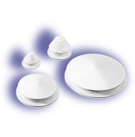 Gummistoppar - 4 cm - 10 st