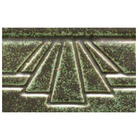 Art Deco Green