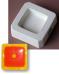 Kvadrat glasform