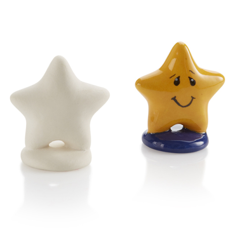 Mini Stjärna - 12 st