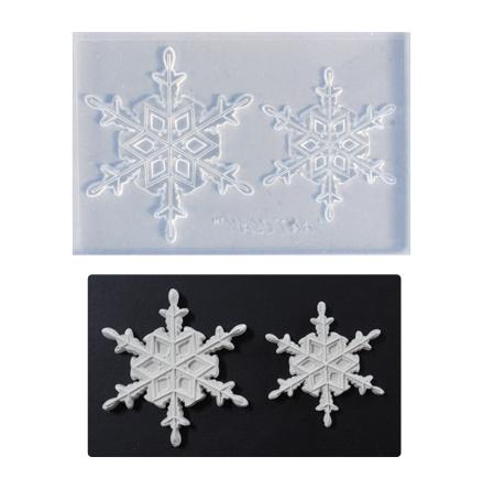 Snöflinga 1 - silikonform