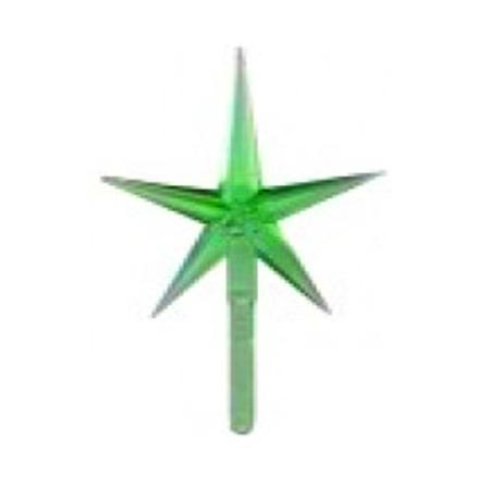 Toppstar - Stjärna medium grön