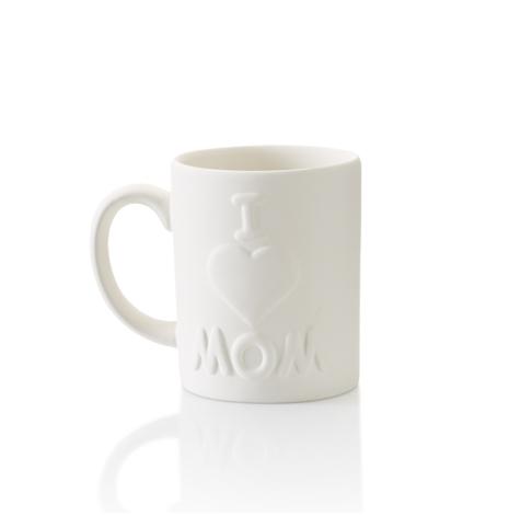 """Love Mom"" mugg - 8 st."