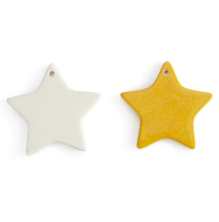 Julgranshänge Stjärna - 12 st.