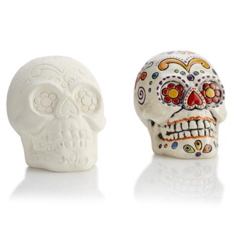 Sugar Skull - 8 st