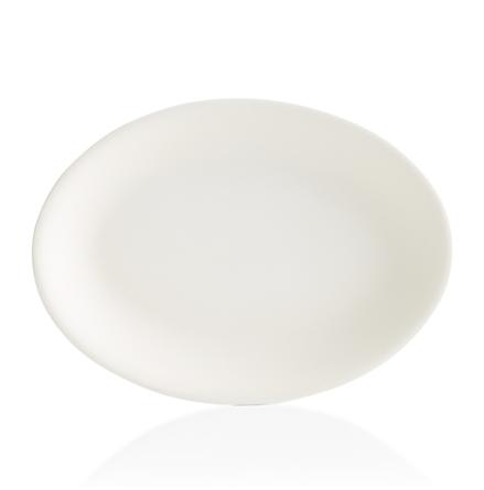Ovalt fat 40 cm - 6 st.