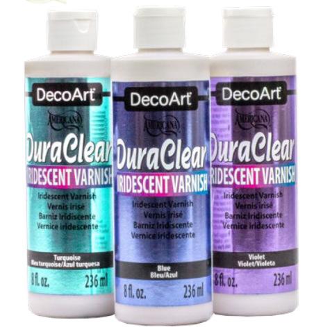Lack - Pärlemo DuraClear