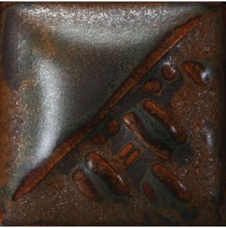 Rusted Iron - Dry