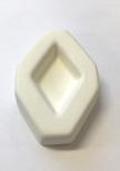Diamant glasform