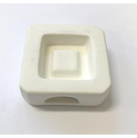 Fyrkant glasform