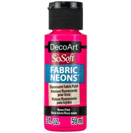 SoSoft - Neon Pink