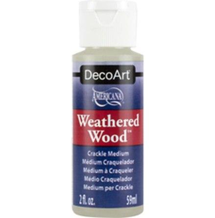 Krackelering - Weathered Wood