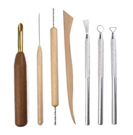 Keramikverktygsset - mini