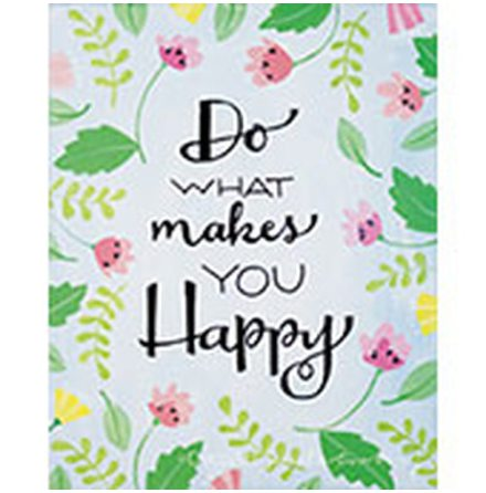 Do What Makes You Happy - Set