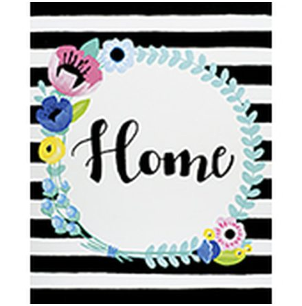 Floral Home Wreath - Set