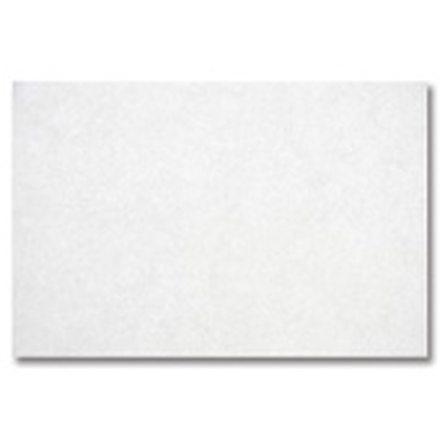 Karbonpapper vit 40 x 50 cm