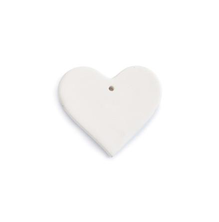 Hjärta hänge - 24 st
