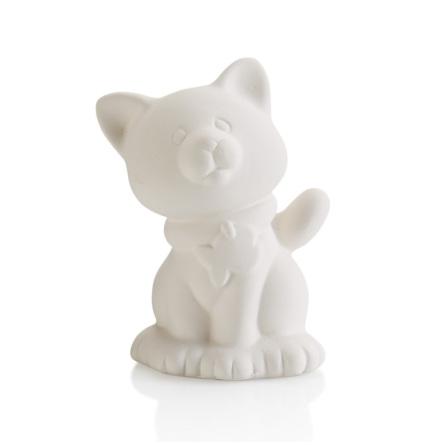Katt 9 cm - 12 st