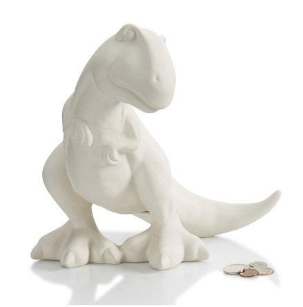 Biggy T-Rex Bank - 2 st
