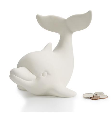 Delfin sparbössa - 6 st