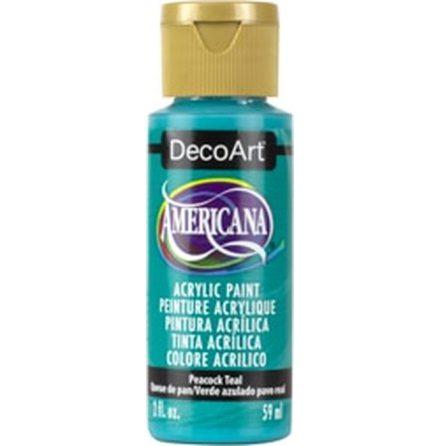 Peacock Teal