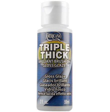 Lack - blank Tripple Thick