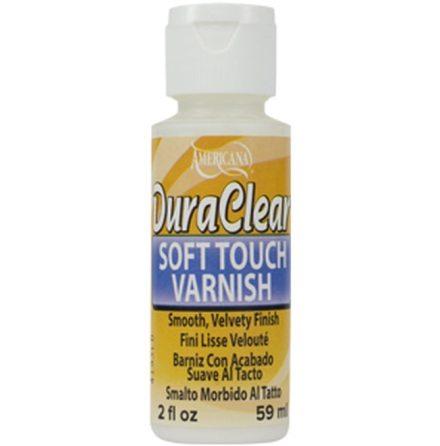 Lack - Soft matt DuraClear