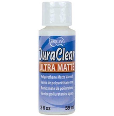 Lack - Ultra matt DuraClear