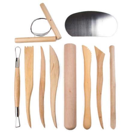 Keramikverktygsset