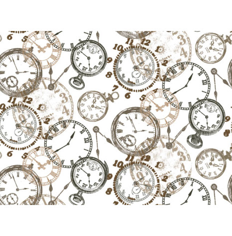 Klockor 70x50cm