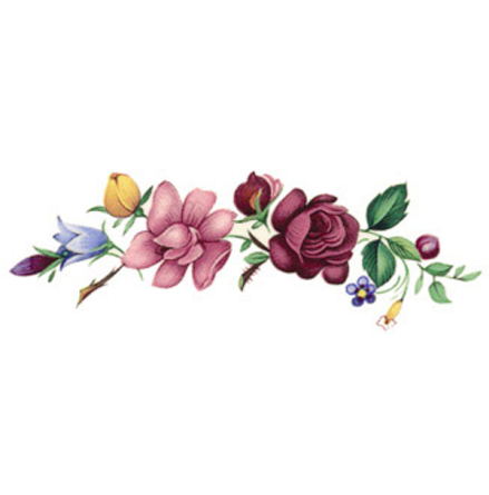 Blomsterland A 90 x 29 mm - 5 st.