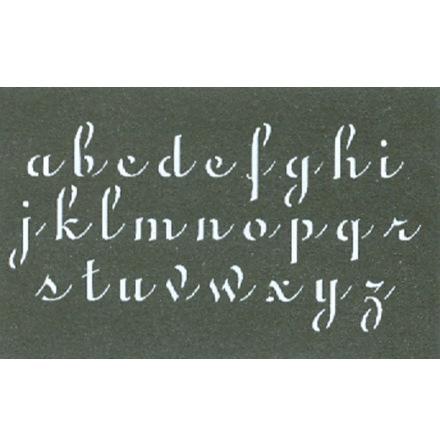 Monogram Penscript 3 cm