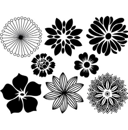 Blommor - Koppar