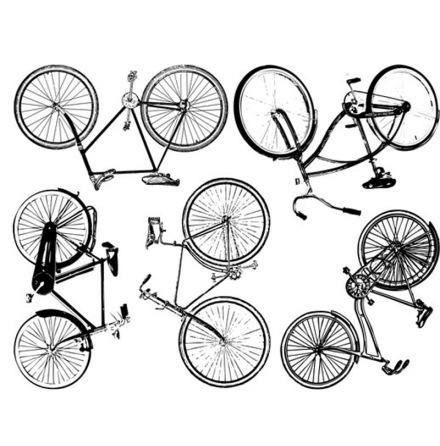 Cykel - Guld