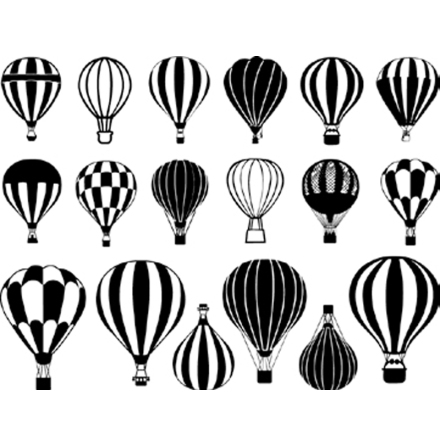 Hetluftballong - Platina