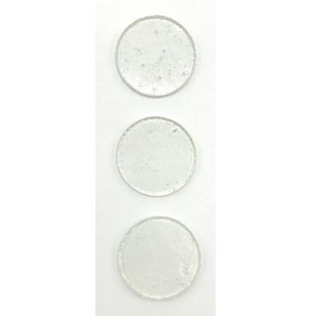 Clear Round 3 cm