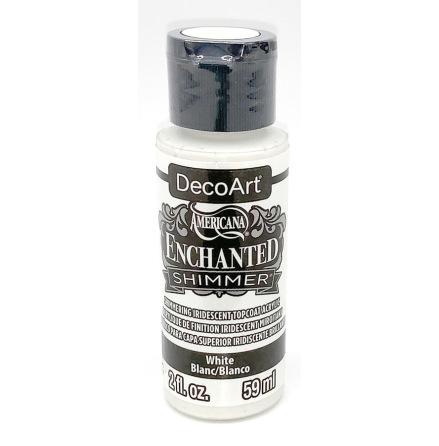 Enchanted Shimmer - White