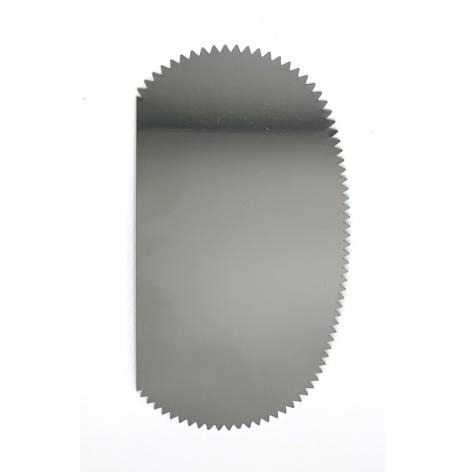 Drejsken 10 cm - tandad