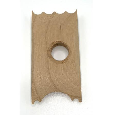 Drejsken i trä - mönster 1