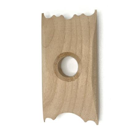 Drejsken i trä - mönster 7